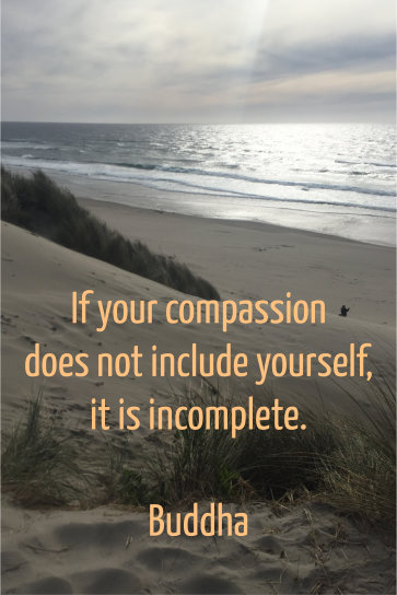 Your compassion
